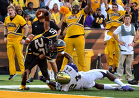 NCAA Football 14- Southern Miss beats Alcorn