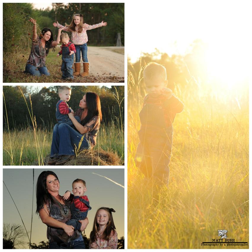 Hattiesburg Family Photographer Matt Bush